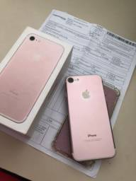 IPhone 7 32 gb com nota ?completo
