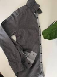 Camisa social e calça