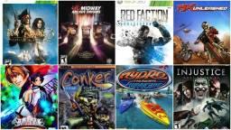 Jogos Xbox 360 Combo
