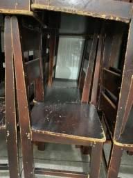52 cadeiras para restaurantes