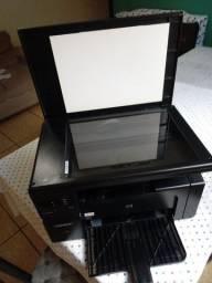 Impressora hp nova a lazer