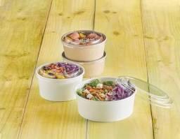 Bowls Naturals Darnel Poke Biodegradável
