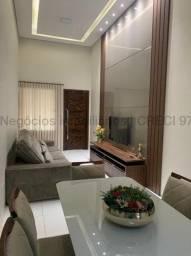 Casa à venda, 2 quartos, 1 suíte, 2 vagas, Jardim Alto São Francisco - Campo Grande/MS