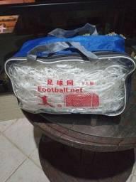 rede de nylon pra futebol de salão