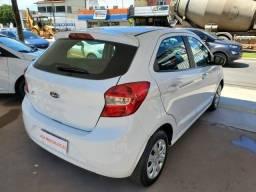 Ford Ka Se 1.0 2017/2018 - Único Dono sem Detalhes (Completo)