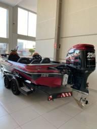 Bass boat 250prox-s