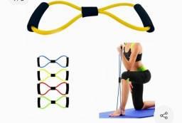 Elástico para exercício