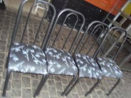 cadeiras tubolar novas