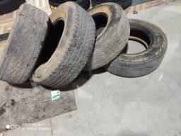 Vendo pneu 245/70/16