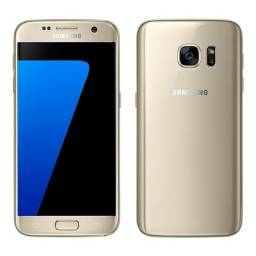 Samsung Galaxy S7 32 GB dourado - Usado