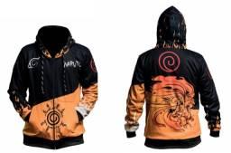 Casaco Naruto Shippuden Cosplay