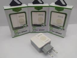 Fonte USB ultra-sonico repelente de mosquito, 3 USB  são luís