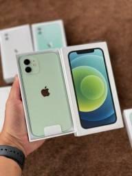 iPhone 12 128GB novo! Aceito cartão