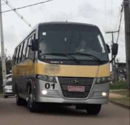 Micro-ônibus disponível para alugar/agregar