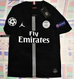 Camisa do PSG Jordan Third 18/19