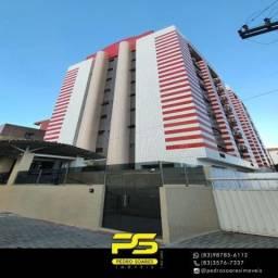 Título do anúncio: (ALUGO) Apartamento com 2 dormitórios para alugar, 67 m² por R$ 2.100/mês - Cabo Branco -