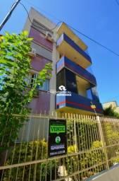 Apartamento à venda com 1 dormitórios em Nossa senhora de lourdes, Santa maria cod:13061