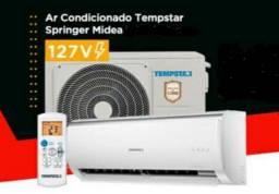 Ar Split Springer Tempstar 12.000 BTUs + 127v + Nota + Garantia Fabrica+ Aceito Cartão