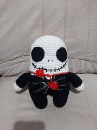 Boneco de Croche O Estranho Mundo de Jack
