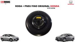 Estepe Honda Fit, City Aro: 15 F:4x100