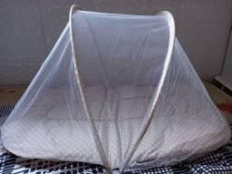 Berço mosquiteiro portátil