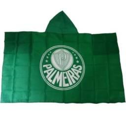 Título do anúncio: Bandeira do Palmeiras - Capa bandeira corpo de torcedor