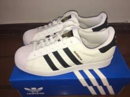 Adidas Superstar 41 Original Novíssimo