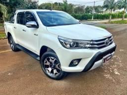 Toyota Hilux SRX 2.8 Diesel 4x4 Automático 2017 zerada 78mil km