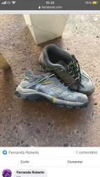 Sapato bico-de ferro