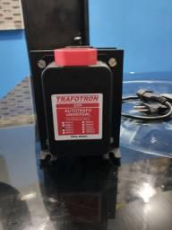Transformador 110 p 220 ou 220 p 110. Valor 150,00.