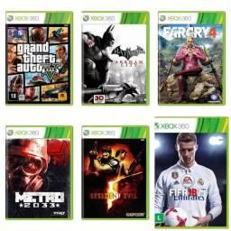 Jogos de Xbox 360 em mídia digital