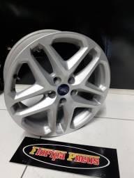 Rodas 17 5x108 Originais Ford Fusion ( Focus )