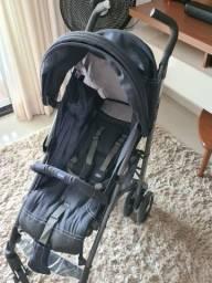 Carrinho de bebê, lindo e confortável