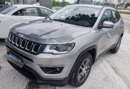 Jeep Compass Sport 2.0 Flex 2019 24.000 km Automático Único dono