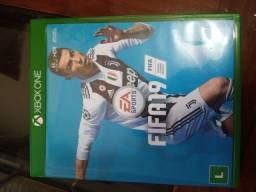 FIFA19 Xbox one venda ou troca.