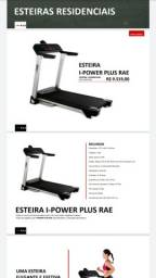 ESTEIRA I-POWER PLUS RAE