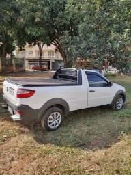 Fiat Strada 1.4 2018 completa