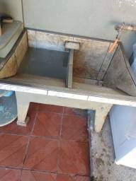 Tanque de concreto 2 lugares
