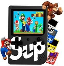 Game Boy Portátil Sup 400 Jogos Retrô Clássicos