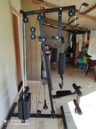 Vendo estação de musculação R$2.500 reais