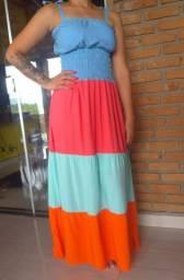 Vestido color UBERABA