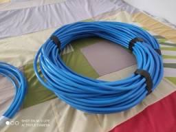 Vendo fio cabo 10mm azul Caldas novas