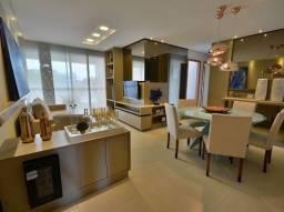 Título do anúncio: Apartamento Novo de 3 Quartos Mobiliado e Decorado