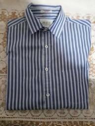 Camisas social Masculina 10 cada ENTREGO