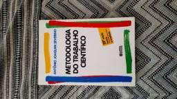 Livro: Metodologia do Trabalho Científico Por: Antonio Joaquim Severino