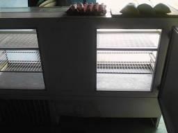 Balcão Freezer expositor