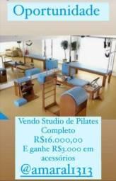Studio de Pilates Completo