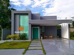 Casa na Reserva do Parque - Casa em Condomínio Alto Padrão - Arquitetura Moderna
