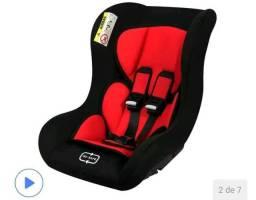 Cadeirinha para Auto Go Safe - Leone Rosso Plus 0 a 25kg<br><br>
