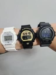 G-Shock - Originais - Zerados